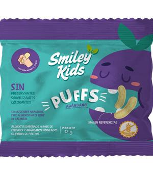 Puffs de Arándano 12 gr.