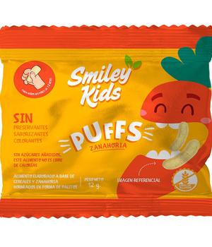 Puffs de Zanahoria. 12 gr.