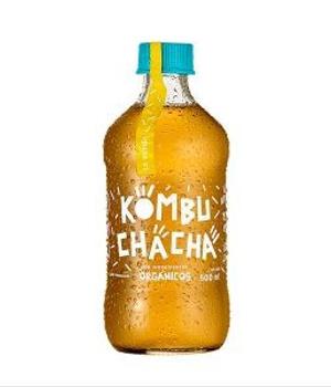 Kombucha Té Verde 500 ml
