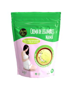 Crema instantanea de legumbres Mamá 70 grs.