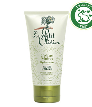 Crema de manos oliva ultra Nutritiva - Contiene cera de abeja 75 ml