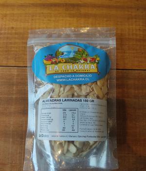Almendras laminadas 150 gr.
