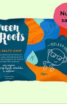 Bolitas La salty chip. 25 gr.