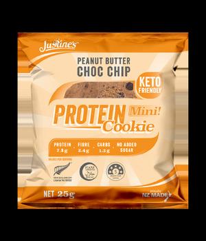 Galleta Mantequilla de Maní Mini 7 g prot 25 gr