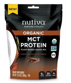 MCT Proteina Organica sabor Chocolate 390 gr.