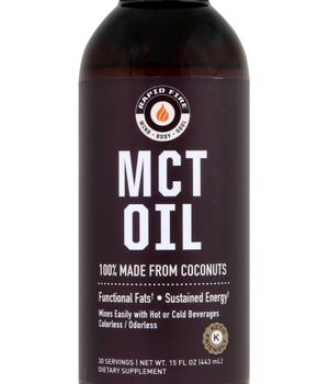Aceite de Coco MCT. 443 ml.