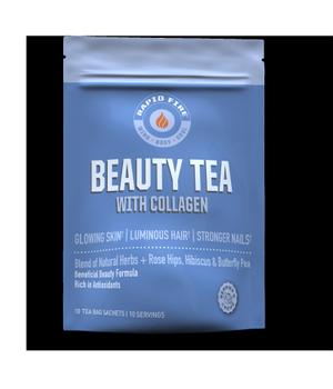 Té con colágeno Beauty Tea. 10 Bolsitas.