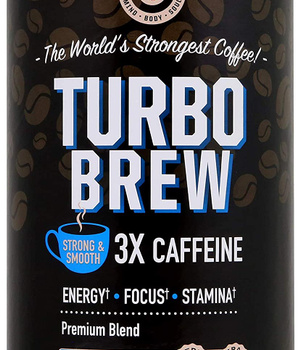 Keto coffee molido Turbo 3X. 397 gr.