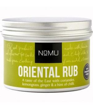 Condimento Rub oriental. 60 gr.