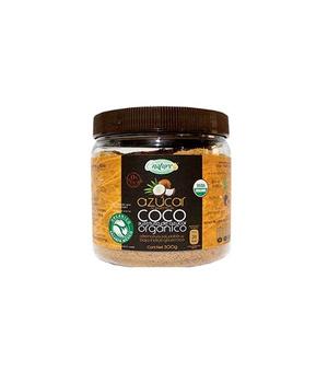 Endulzante de coco organico 300 gr.
