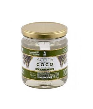 Aceite de coco extra virgen Orgánico 384 gr