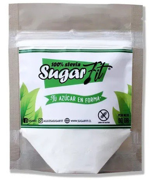 Stevia en polvo. 50 gr.