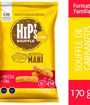 Hips souffle Mani familiar 170 gr.