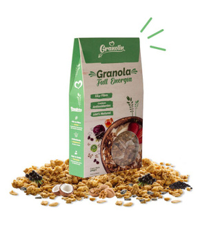 Granola Full Energia 400 gr.