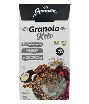 Granola Keto 400 gr.