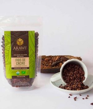 Cacao Nibs Orgánico 227 gr