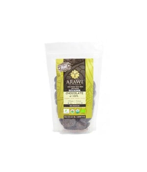 Chips grandes chocolate 100% Cacao 227 gr
