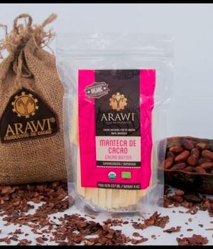 Manteca de Cacao 227 grs