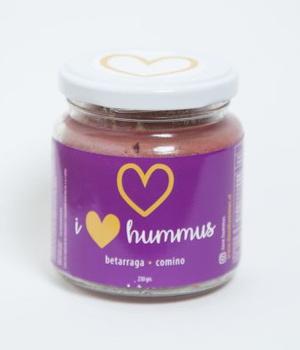 Hummus Betarraga - Comino 230 gr.