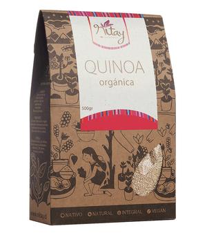 Quinoa Blanca organica 300 gr.