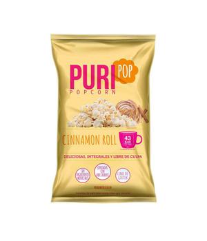 Popcorn Cinnamon roll. 25 gr.