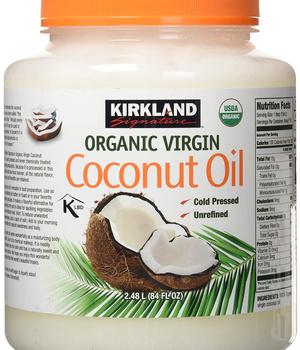 Aceite de coco orgánico virgen sin refinar 2,3 kg