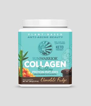 Colageno en Polvo Vegano sabor Chocolate, Protein Peptides 500 gr.