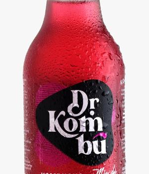 Kombucha sabor de mix berries 333 ml