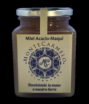 Miel Acacio Maqui 400 gr.