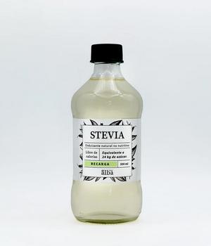 Stevia líquida 500ml - Recarga