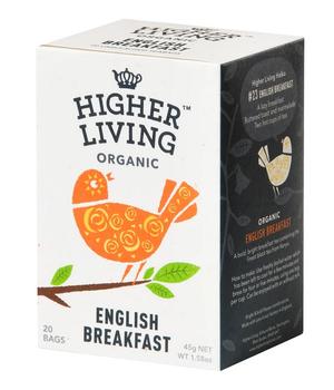 Te negro English Breakfast 45 gr 20 bolsas