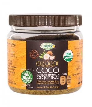 Endulzante de Coco Orgánico