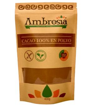 Cacao en Polvo al 100%