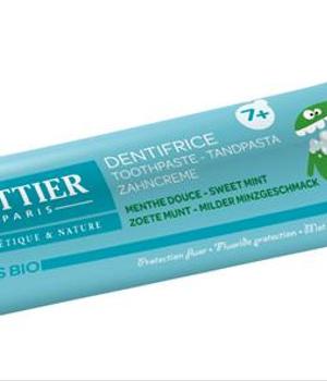 Pasta Dental Niños menta sin sulfatos protección flúor