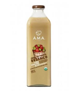 Jugo Manzana Kiwi orgánico