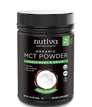 MCT organico en polvo 300 grs.