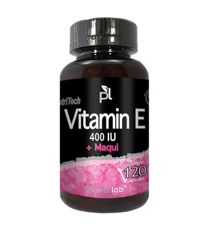 Vitamina E + Maqui 60 capsulas