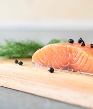 Salmon Porción 150 gr Aprox