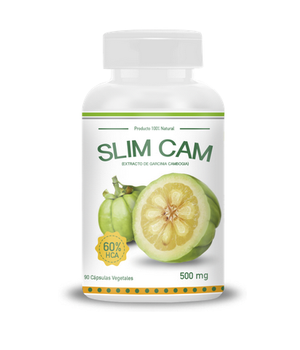 Slim Cam (Garcinia Cambogia) 500 Mg