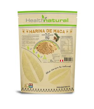 Harina de Maca en Polvo 250 gr.