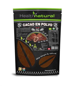 Cacao en Polvo 250 gr.