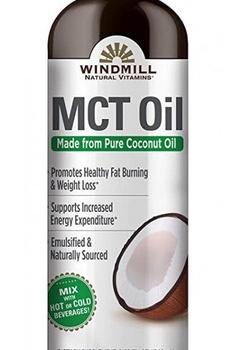Aceite de coco MCT. 946 ml.