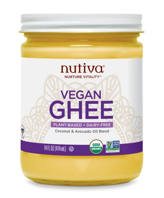Ghee Organico y vegano 414 gr.