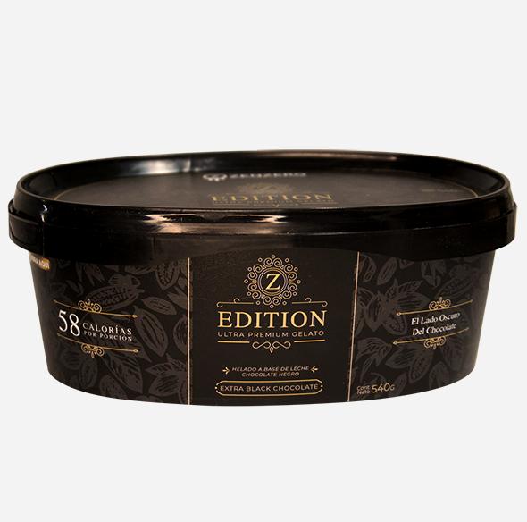 Helado Extra Dark Chocolate Edition 540 gr.