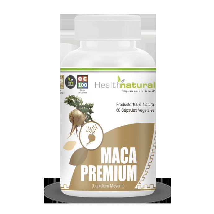 Maca Premium 60 capsulas Health Natural