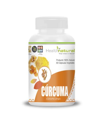 Curcuma 500 mg 60 caps.