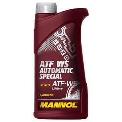 LUB MANNOL ATF WS AUTOMATIC SPECIAL TOYOTA METALICO 1L