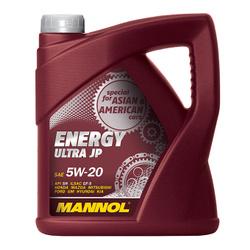 LUB MANNOL 5W20 SN SINTETICO PREMIUM ENERGY ULTRA JP 4L