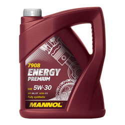 LUB MANNOL 5W30 SN/CF ENERGY PREMIUM 5L