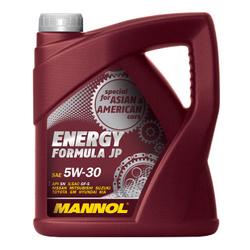 LUB MANNOL 5W30 SN/GF-5 ENERGY FORMULA JP  4L